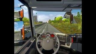 Euro Truck Simulator 2 Gold Edition, Европа + Африка + моды