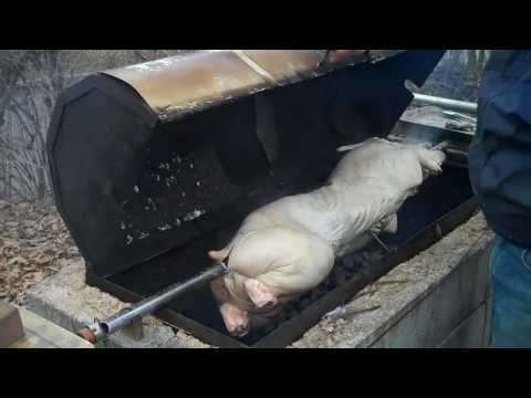 How to Roast a Whole Pig (Part 2)