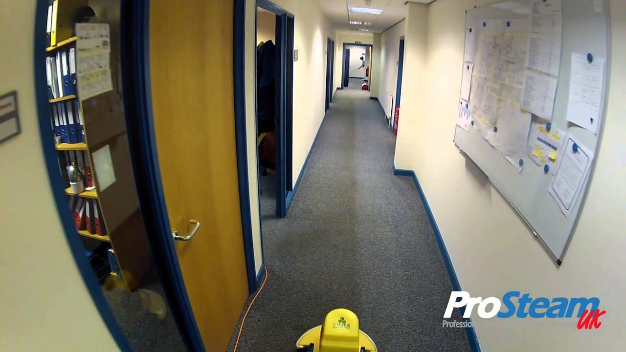encapsulation carpet cleaning machine