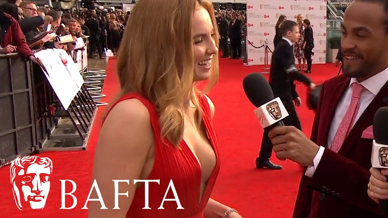 Jo Comer Red Carpet Interview
