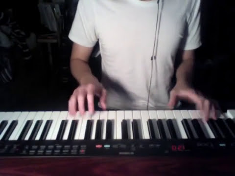 Ron Pope -- Fireflies -- Piano Cover (Request #167).