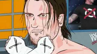 WWE Cartoon