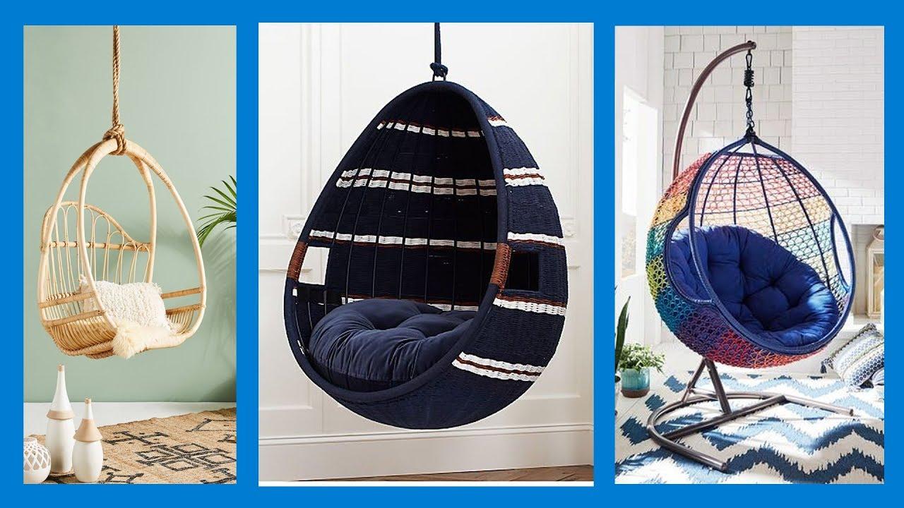 10 Reconfortante sillas colgantes de terraza para descansar en el balcón -  YouTube