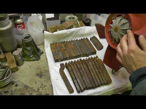 Видео Толстостенная труба на складе