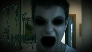 the mirror lo specchio short horror video