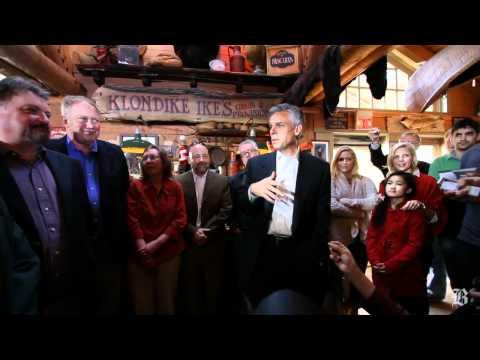 Jon Huntsman explores GOP run in New Hampshire
