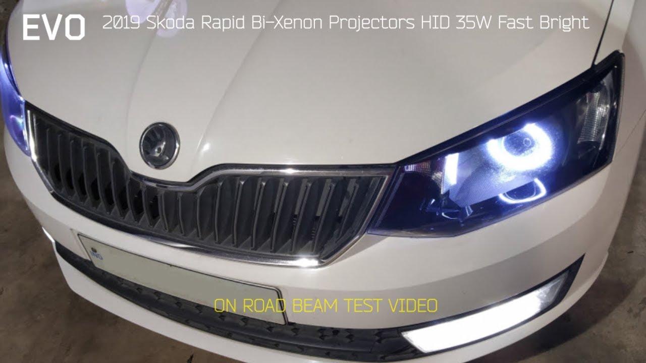 Skoda rapid projector headlight bulb ceramic shower tray