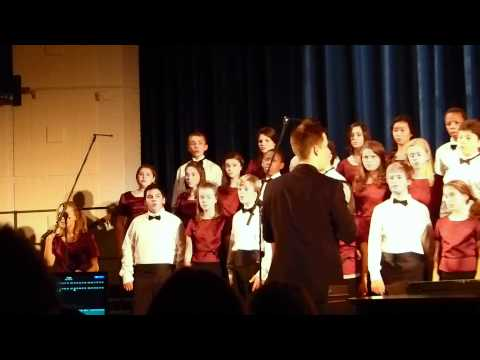 KP Singers 2011 Select Ensemble Winter Concert, Hold Me, Rock Me