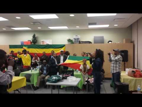 Fundraising for victims of protests in Ethiopia held in Vancouver