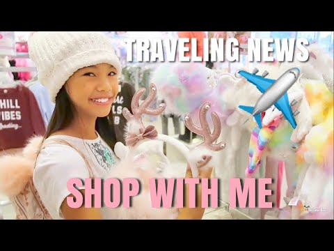 SHOP with ME! ✈️JUSTICE   TARGET Plus GREAT NEWS!