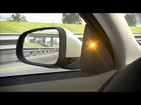 Volvo S60 BLIS: Blind Spot Information System
