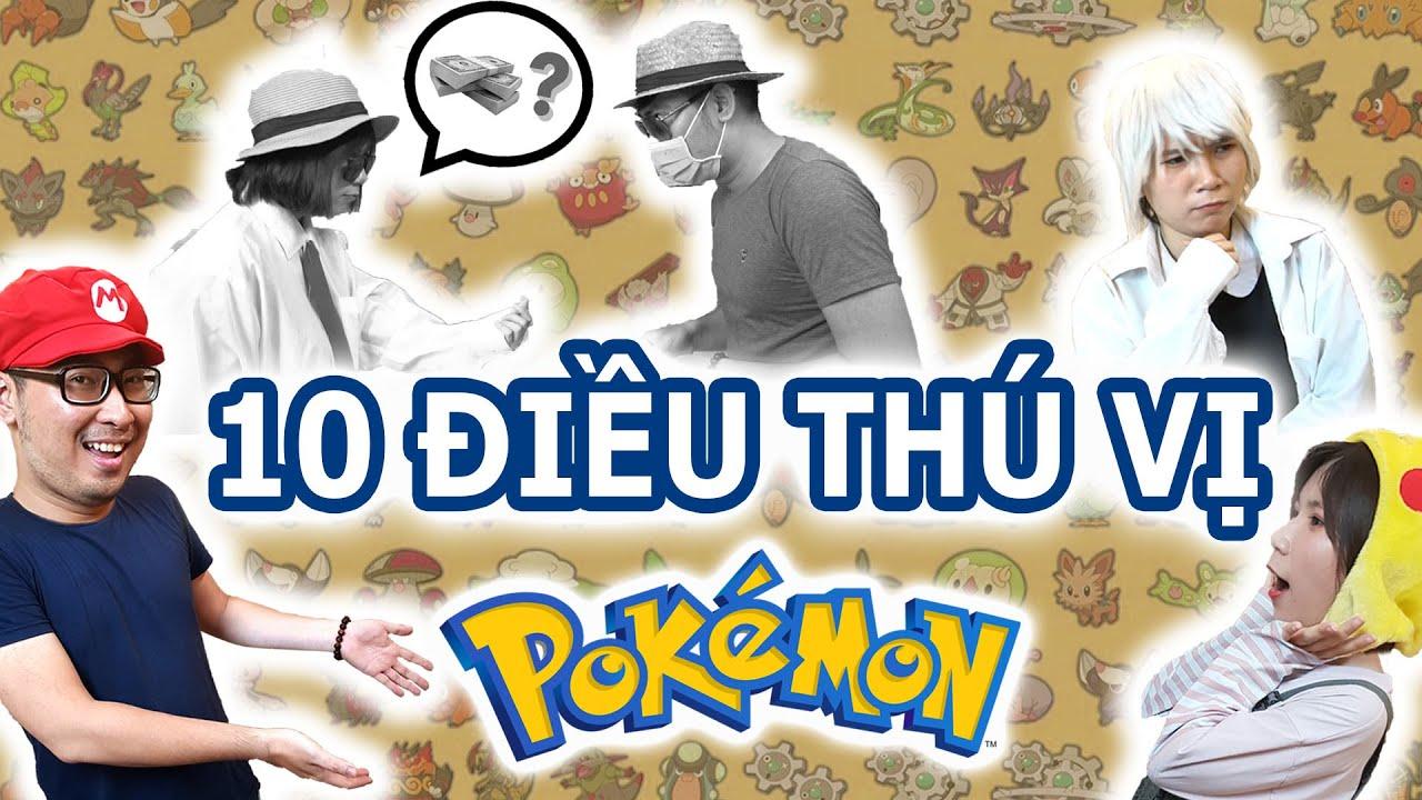 10 điều thú vị về Pokemon mà mọi trainer Việt Nam nên biết qua | nShop – Kênh Game & Đồ chơi mô hình