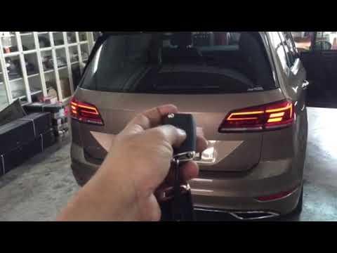 Volkswagen Sportsvan👉2019 Installed Electronic Tailgate Lift N Vacuum Lock