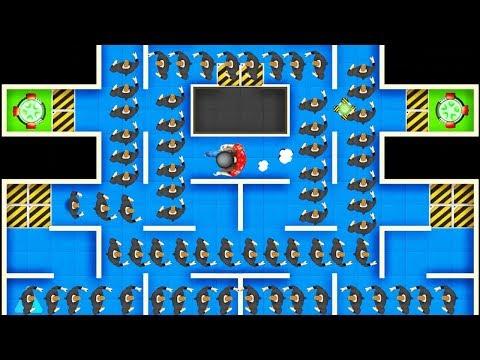 Robbery Bob - Gameplay Walkthrough Chapter 8 - BONUS Part 1 (Android, IOS Game)