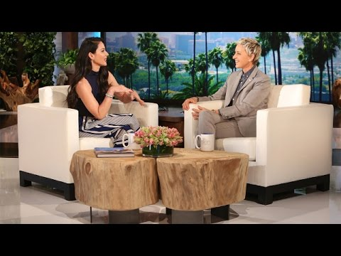 Web Exclusive: Olivia Munn's Adorable Dog
