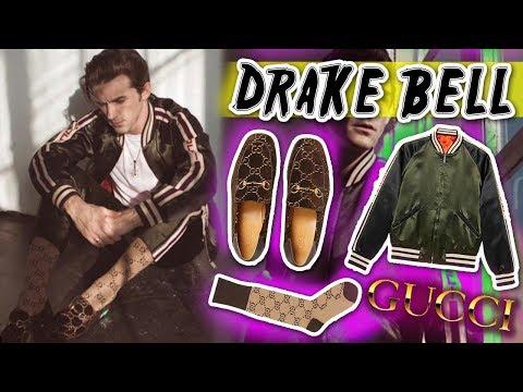 Drake bell solo usará ropa GUCCI! que tan costoso es?
