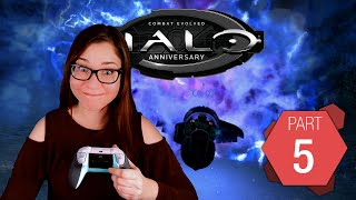 Halo: Combat Evolved Pt. 5 | Assault on the Control Room | Gaming with Tracy