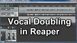 Mixing Rap Vocals In Reaper