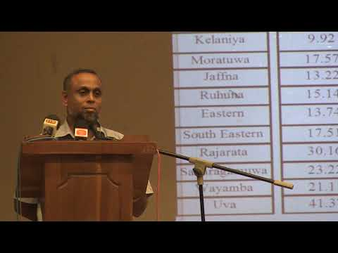State expenditure on Free Education and Privatization of Education - Dr. Lalithsiri Gunaruwan