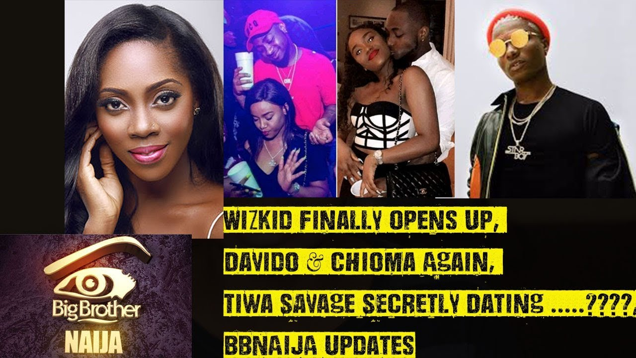 which chioma is davido dating how to start dating a police officer