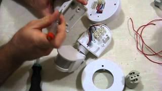 Как подключить датчик движения(В этом видео рассмотрены основные виды датчиков движения представленные на рынке. Рассмотрено как подключ..., 2014-06-20T05:51:44.000Z)