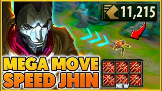 *11,000+ MOVESPEED* I BLINK ACROSS THE MAP EVERY AUTO - BunnyFuFuu | League Of Legends