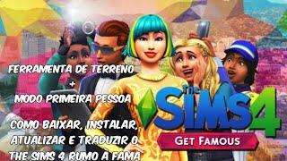 The Sims 4: Como Baixar e Instalar The Sims 4 Rumo À Fama em Português