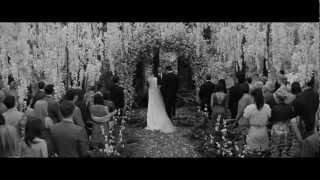 Damon and Elena Wedding