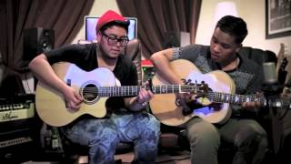 A Thousand Miles (Vanessa Carlton Cover) by Jeremy Passion and Andrew Garcia