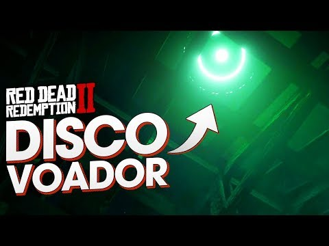 DISCO VOADOR E RITUAL DE SACRIFÍCIO! - Red Dead Redemption 2 (Easter Egg) thumbnail