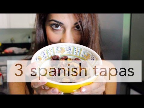 3 Spanish Tapas Recipes || Cook Like A World Traveler