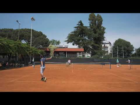 I think my forehand improved a lot today, thamks reddit