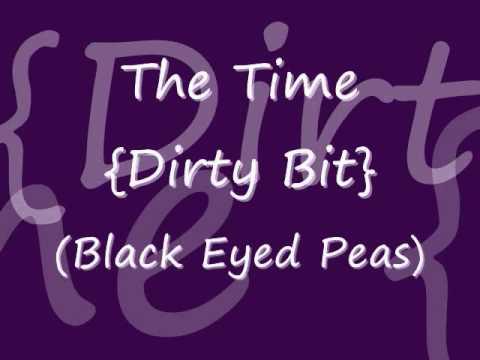 The Time {Dirty Bit} - (Black Eyed Peas)