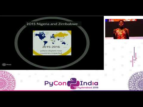 Image from The Growth of the Python Community in Africa By Marlene Mhangami