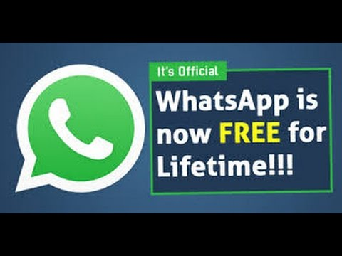 How To Make WhatsApp Messenger Completely Totally Free For Lifetime Android & I-Phone Smartphone