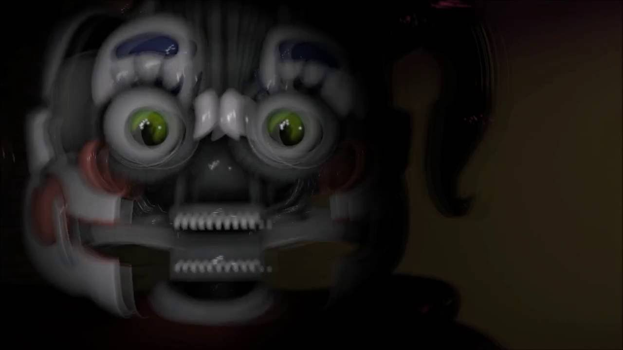 [FNAF SFM] - Baby Jumpscare (Test)