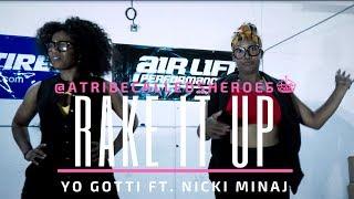 Yo Gotti - Rake It Up ft. Nicki Minaj || SHEROES Choreography (@ATribeCalledSHEROES)