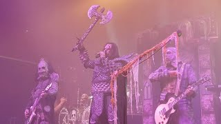 Lordi - Would You Love a Monsterman? (2020 Berlin Germany)