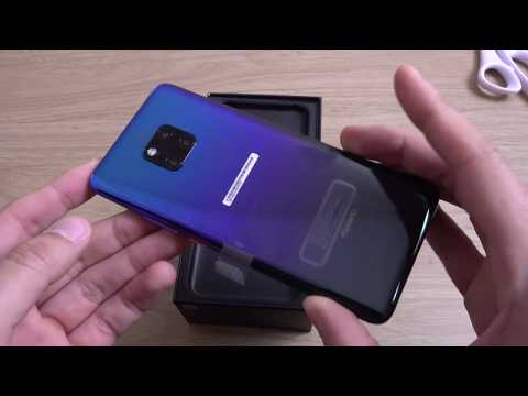Huawei Mate 20 Pro - Unboxing!