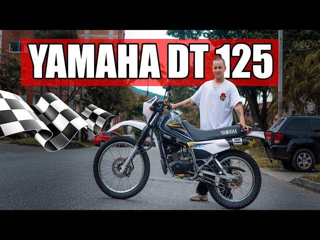 Serie 2 Tiempos CAP 1 La Hermosa Yamaha DT 125