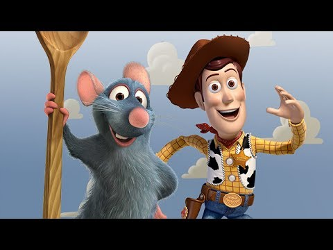 Pixar Full Movie Games - Toy Story, Ratatouille - Children ...