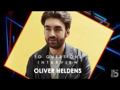 Billboard Radio China  - Oliver Heldens (10 Questions Interview)