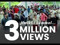 Flashmob at Infopark ( Jimikki Kammal  ) - Onam 2017 - by Webandcrafts