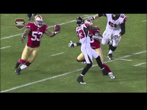 """KNBR - NaVorro Bowman's Pick 6 """"The Pick At The Stick"""""""