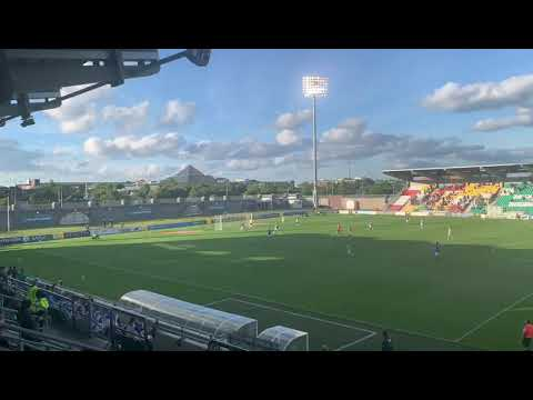 The return of fans to Tallaght Stadium 11-06-21