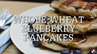 Whole Wheat Blueberry Pancakes - Recipe Rack