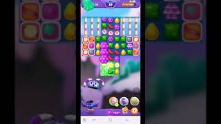 Candy Crush Friends Saga Level 383 - No Boosters