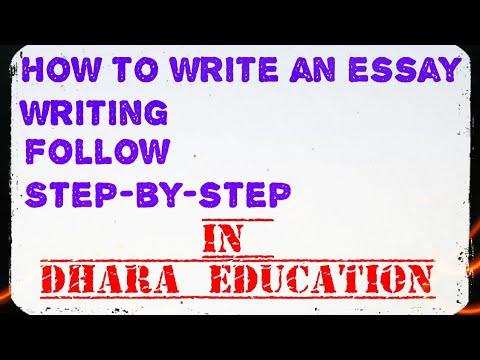 Form - essays