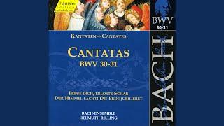 Der Himmel lacht! Die Erde jubilieret, BWV 31: Chorale: So fahr ich hin zu Jesu Christ (Chorus)