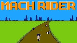 Mach Rider (NES)